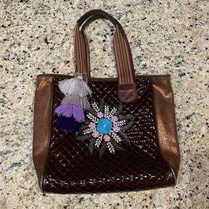 Consuela bag with tassel